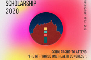THOHUN Scholarship 2020 for International One Health Conference