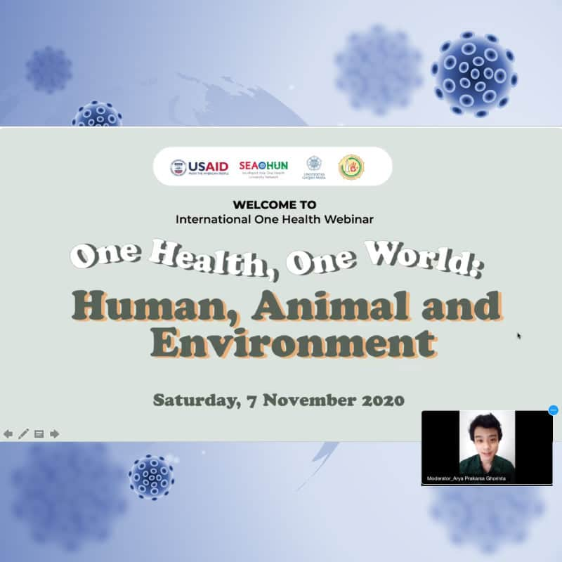THOHUN Coordinator was honored to be invited to participate in the INTERNATIONAL WEBINAR by Team Estungkara, The First Prize Winner Of OHW-NG Digital Challenge Held by SEAOHUN