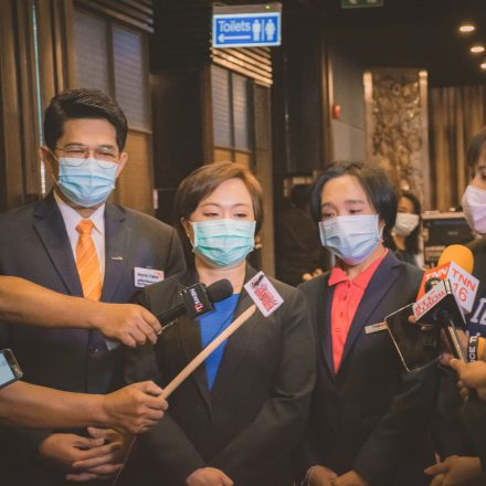 Thailand Emergency Response for COVID-19 in Heath Facilities & Communities